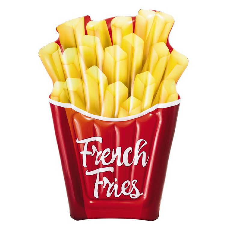 Intex Inflatable French Fries 175cm x 132 cm, , hi-res