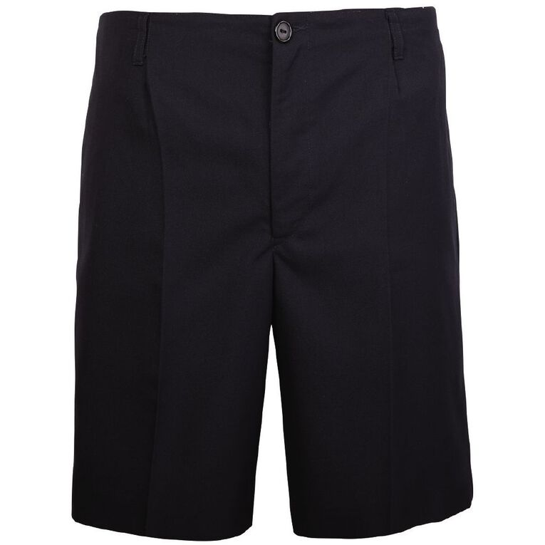 Schooltex SDA Boys' Shorts, Dark Navy, hi-res