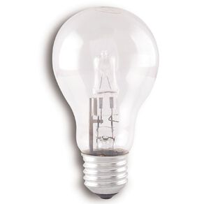 Edapt Halogen Classic Bulb E27 Clear 100w Warm White