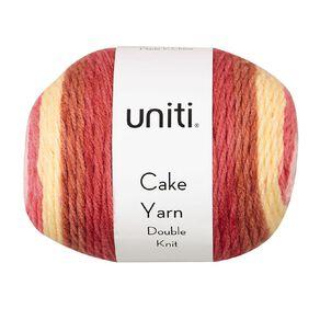 Uniti Yarn Cake Double Knit 200g Pastel Pink