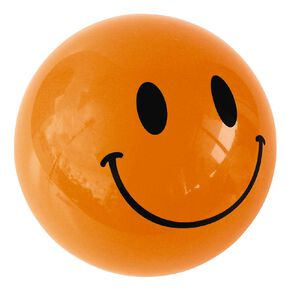 Avaro Play Ball Smiley Face Assorted Colours Assorted