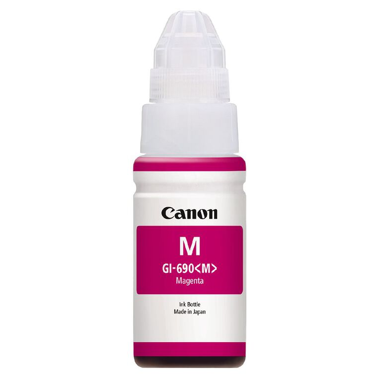 Canon Ink GI690 Magenta (7700 Pages), , hi-res