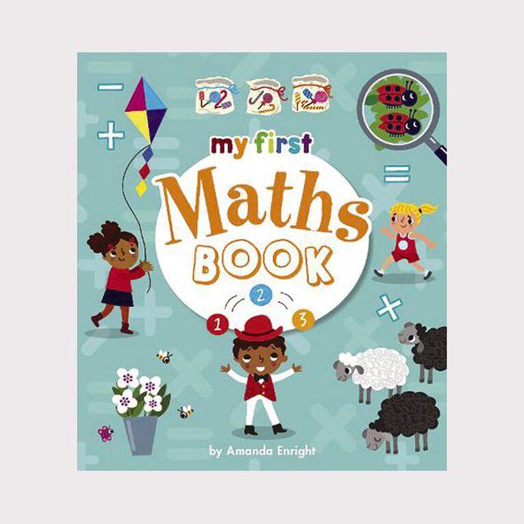 My First Maths Book, , hi-res