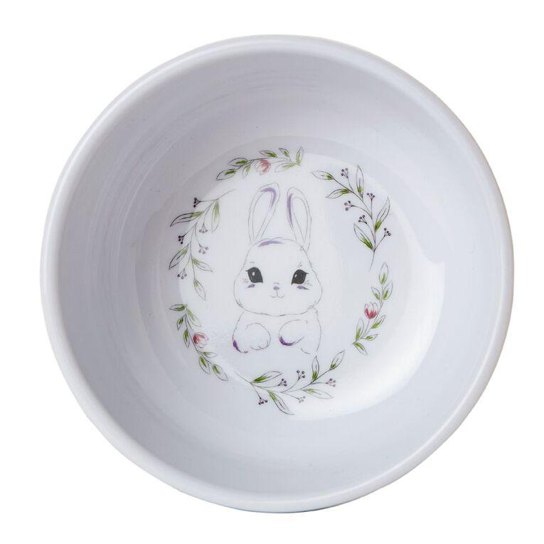 Living & Co Kids Bunny Bowl, , hi-res