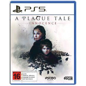PS5 A Plague Tale Innocence