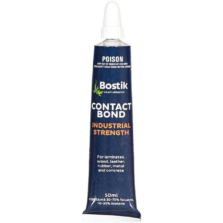 Bostik Contact Bond Clear 50ml, , hi-res