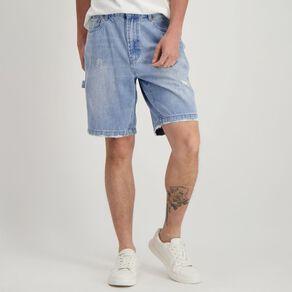 Garage Men's Denim Carpenter Shorts