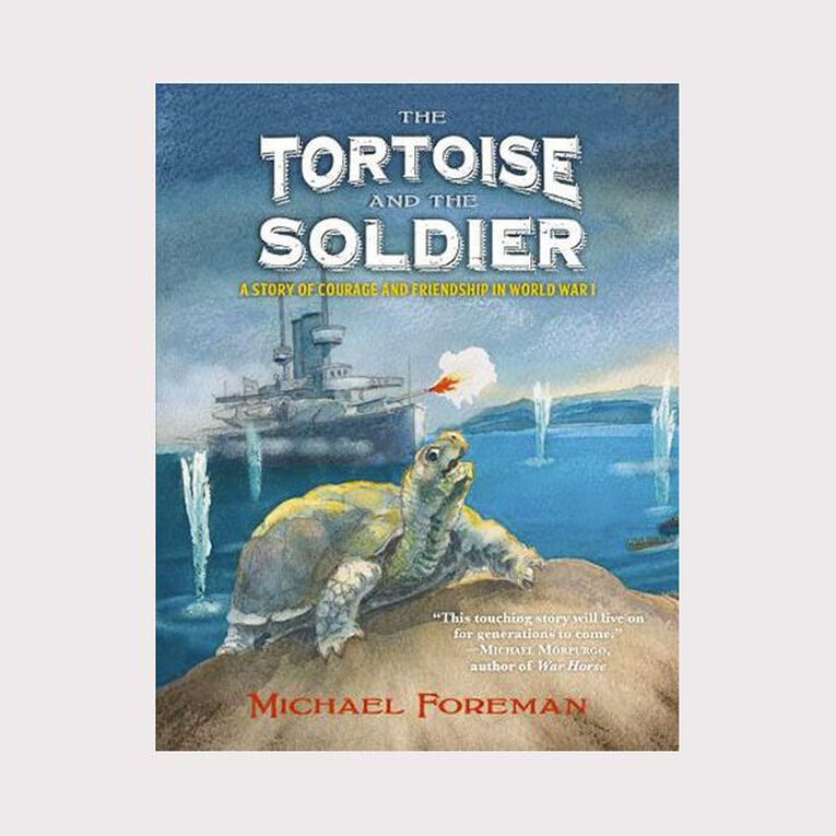 The Tortoise and the Soldier by Michael Foreman, , hi-res
