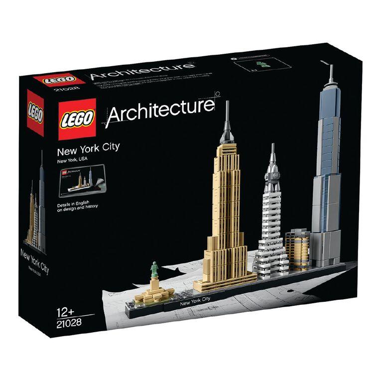 LEGO Architecture New York City 21028, , hi-res