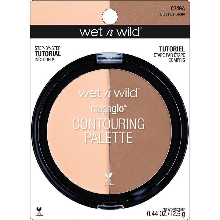 Wet n Wild MegaGlo Contouring Palette Dulce De Leche, , hi-res