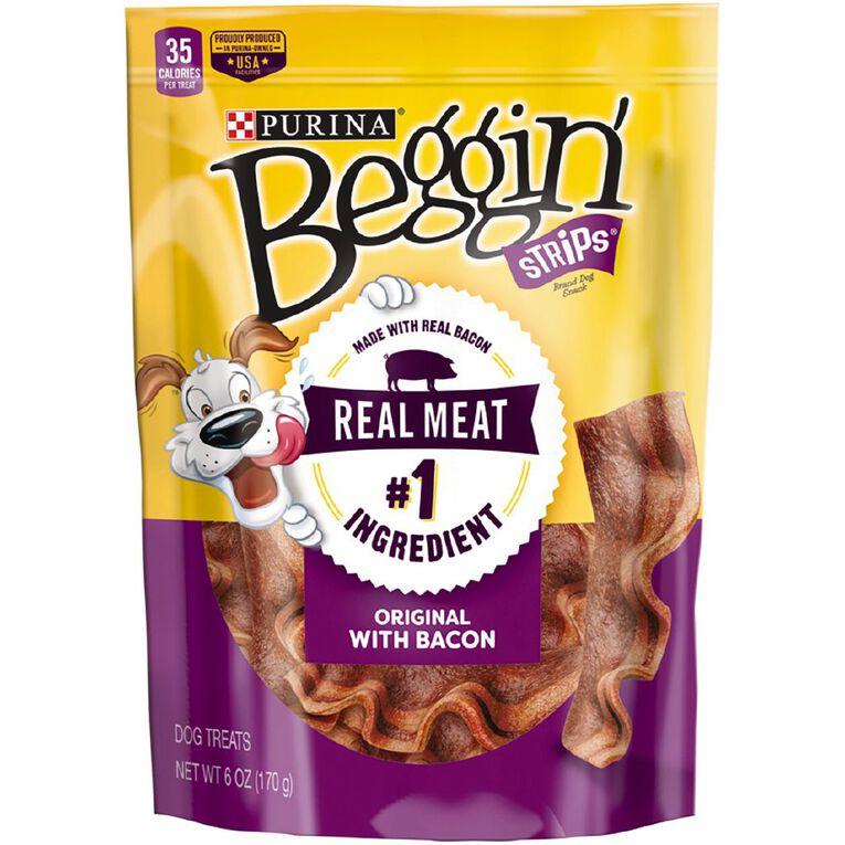 Purina Beggin' Strips Bacon 170g, , hi-res