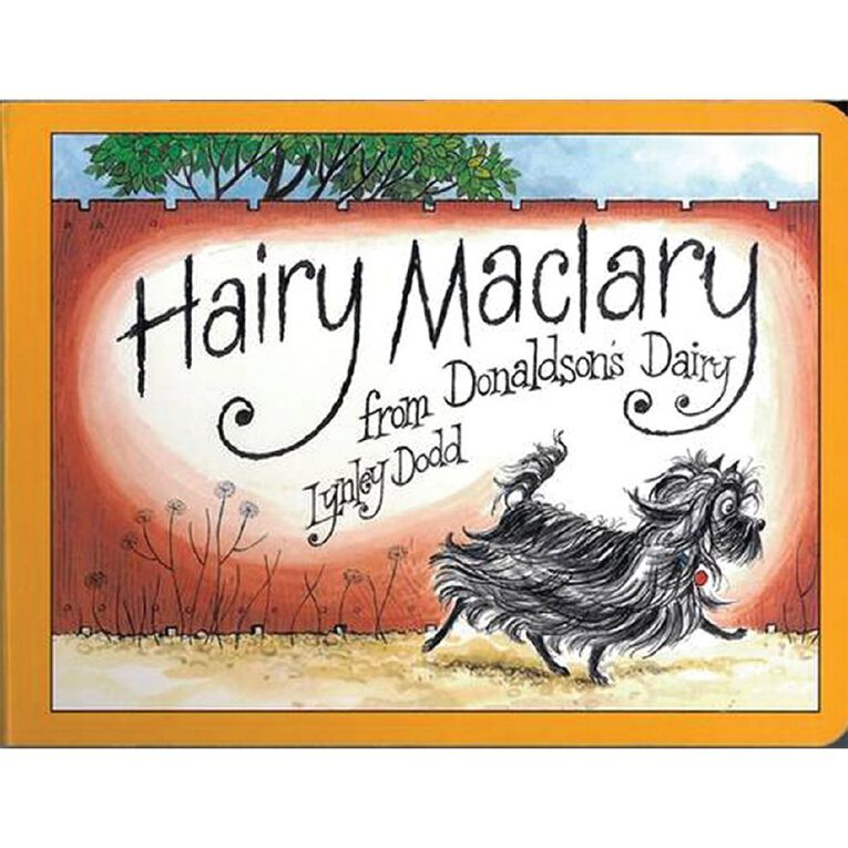 Hairy Maclary from Donaldson's Dairy by Lynley Dodd N/A, , hi-res