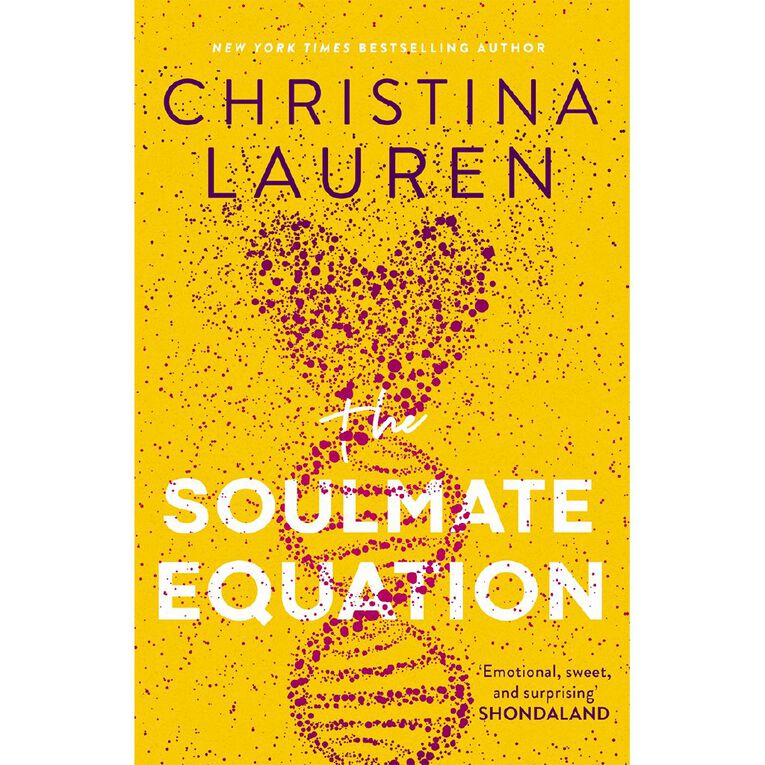 The Soulmate Equation by Christina Lauren, , hi-res