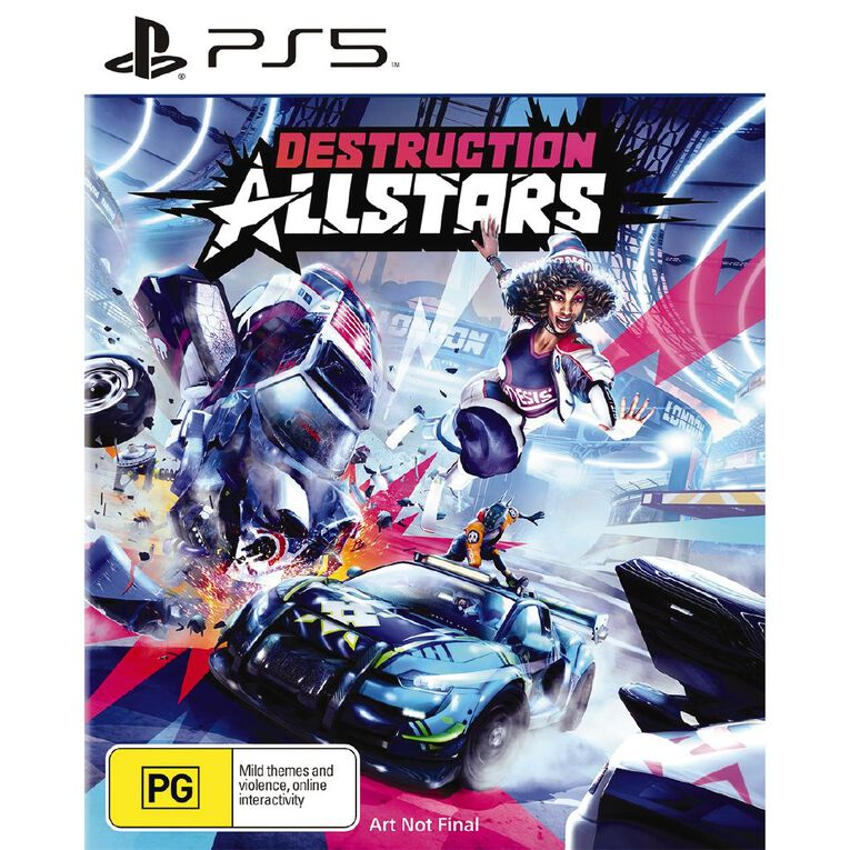 PS5 Destruction All Stars, , hi-res