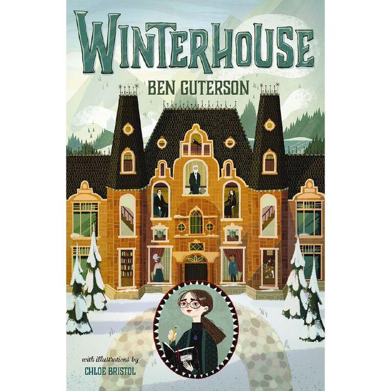 Winterhouse #1 by Ben Guterson, , hi-res