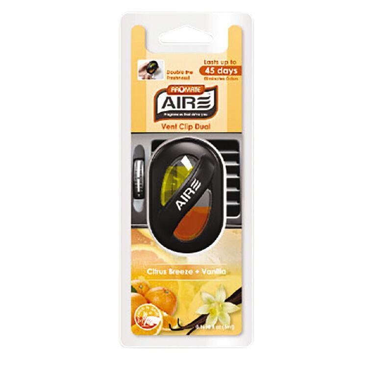 Aromate Auto Air Freshener Citrus Breeze Vanilla, , hi-res