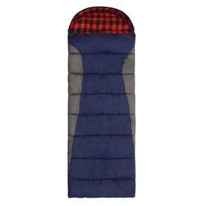 Navigator South Adult's Hooded Flannelette Sleeping Bag