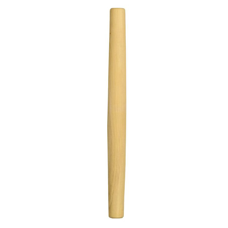 Living & Co Wooden Tapered Rolling Pin, , hi-res