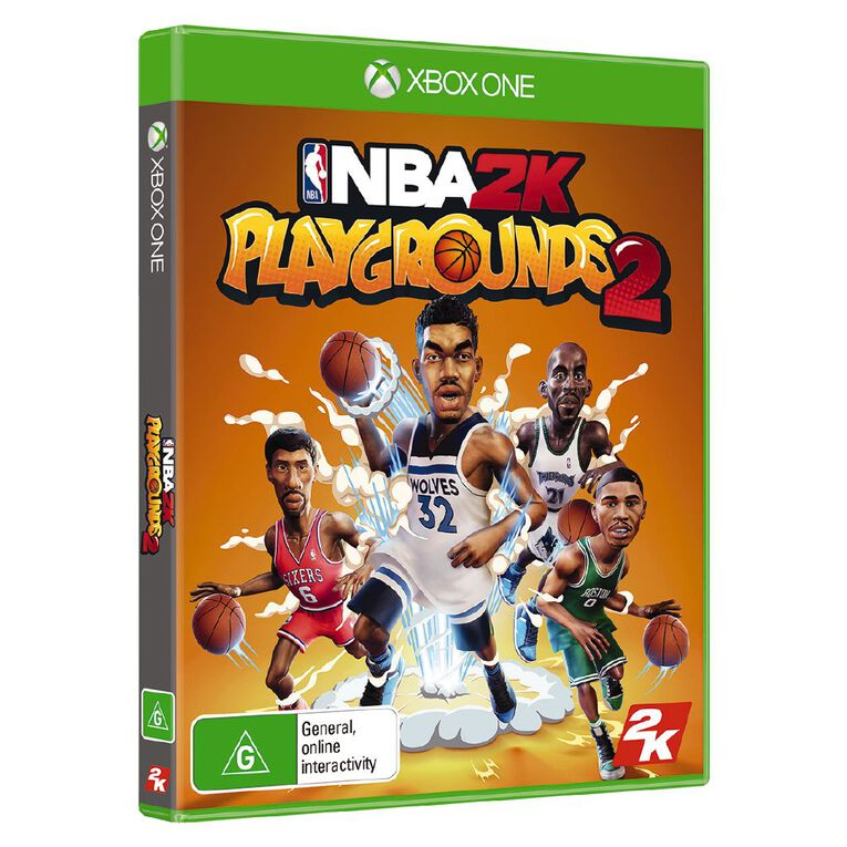 XboxOne NBA 2K Playgrounds 2, , hi-res