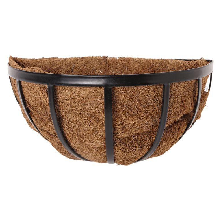 Kiwi Garden Wall Hanging Basket with Coconut Liner 35cm, , hi-res