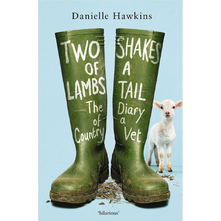Two Shakes of a Lamb's Tail by Danielle Hawkins, , hi-res