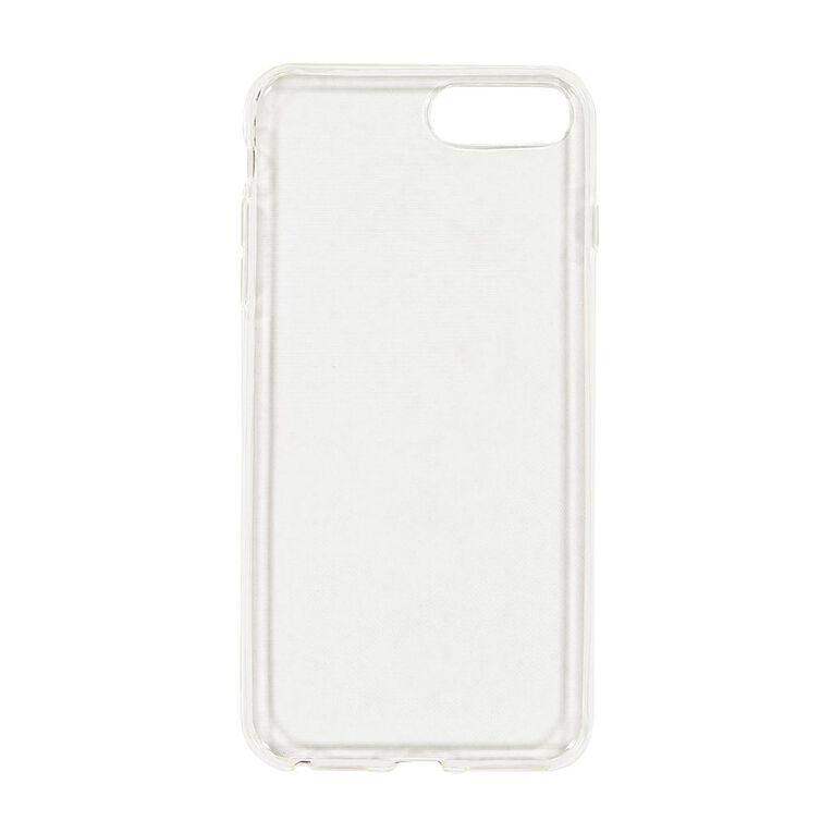 Tech.Inc iPhone 6+/7+/8+ Case Clear, , hi-res