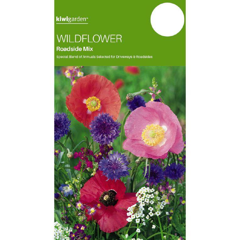 Kiwi Garden Wildflower Roadside Mix, , hi-res
