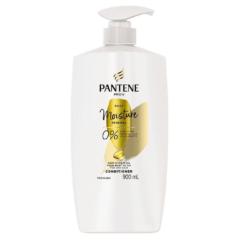 Pantene Conditioner Daily Moisture Renewal 900ml, , hi-res