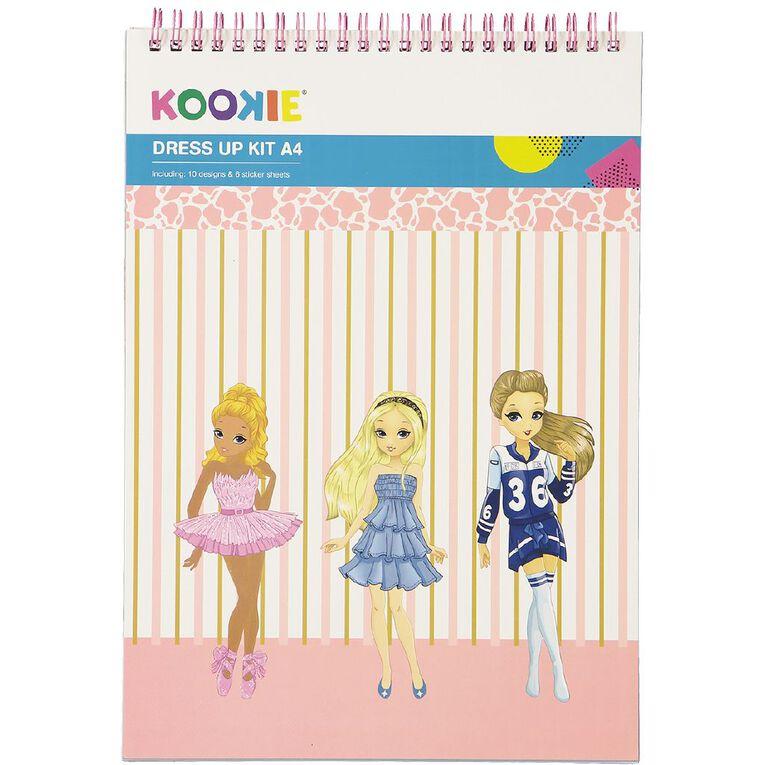Kookie DIY Dress Up Kit A4, , hi-res