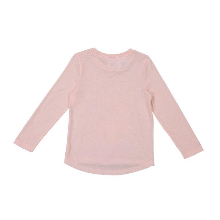 My Little Pony Long Sleeve Printed Tee, Pink Light, hi-res