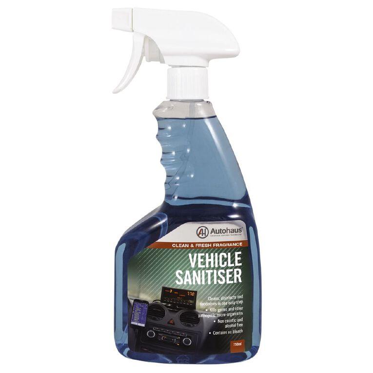 Autohaus Vehicle Sanitiser 750ml, , hi-res