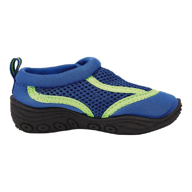 Active Intent Aqua Shoes, Blue, hi-res
