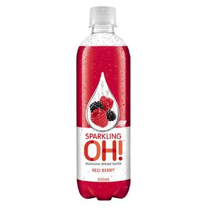 Sparkling Oh! Red Berry 500ml