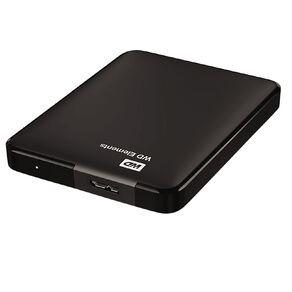 WD Elements Portable HDD 5TB Worldwide Black