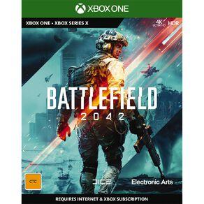 XboxOne Battlefield 2042