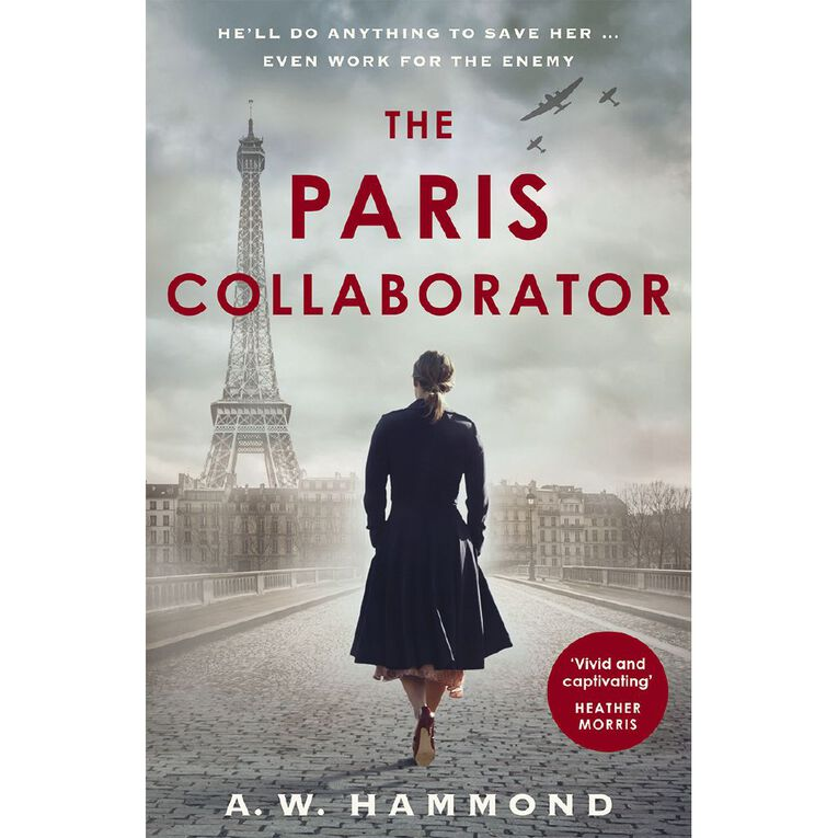 The Paris Collaborator by AW Hammond, , hi-res