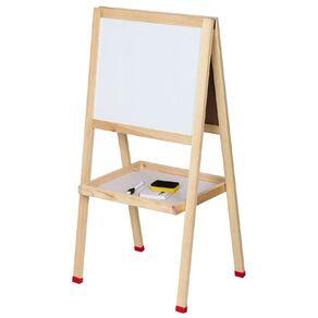 Play Studio 2-in-1 Wooden Activity Board