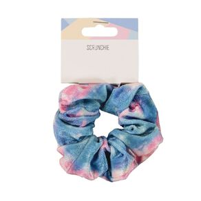 Pastel Scrunchie Multicoloured
