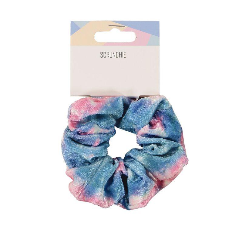 Pastel Scrunchie Multicoloured, , hi-res