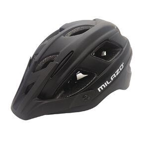 Milazo Champion Helmet Black 55-58cm