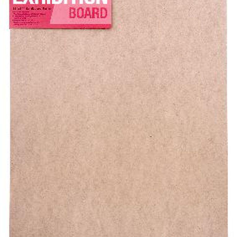 DAS Exhibition 2in Hardboard 18 x 24in Brown, , hi-res