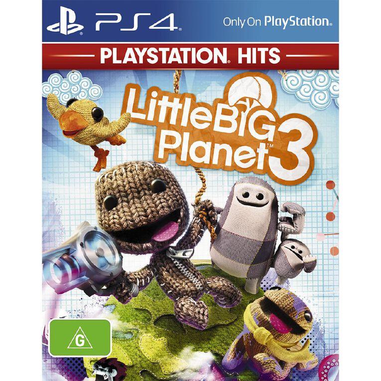PS4 Little Big Planet 3, , hi-res