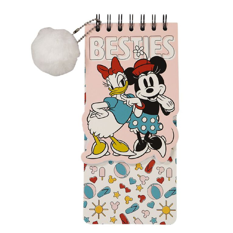 Minnie Mouse Q2 Spiral Notepad, , hi-res
