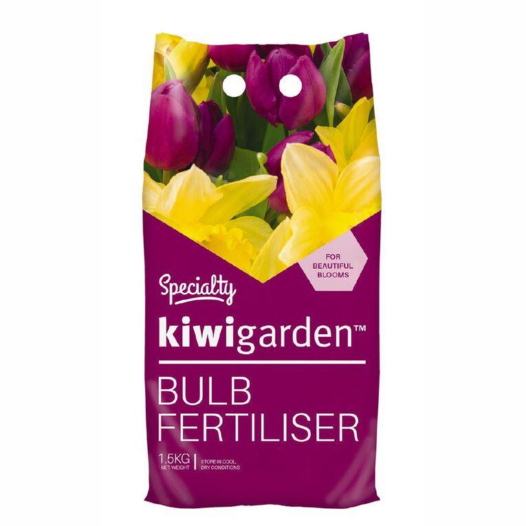 Kiwi Garden Specialty Bulb Fertiliser 1.5kg, , hi-res