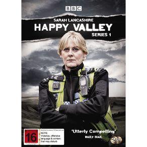 Happy Valley Season 1 DVD 2Disc