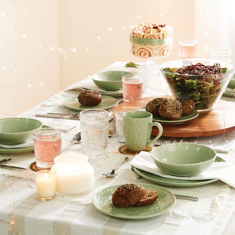 Living & Co Glass Trifle Bowl, , hi-res