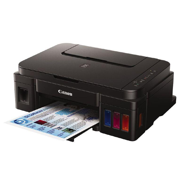 Canon PIXMA G3600 Megatank Printer, , hi-res