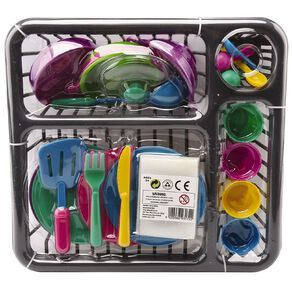 Play Studio Kitchen Utensil Playset 27 Pieces