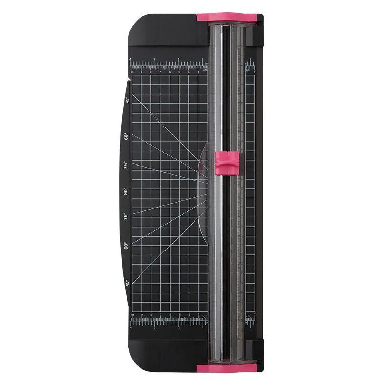 Uniti Paper Trimmer (12 Inch) Black 30cm, , hi-res