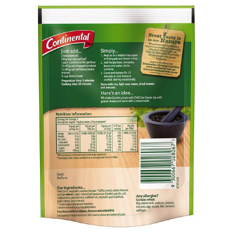 Continental Recipe Base Chilli Con Carne 40g, , hi-res